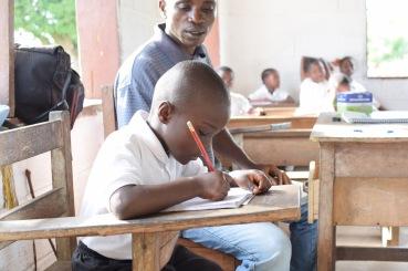 Alvin learning Letters